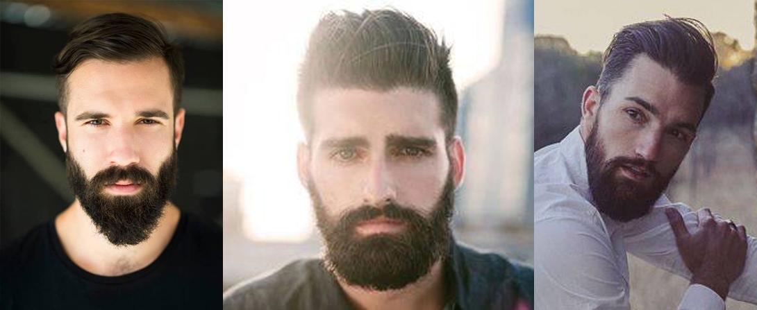 Tipos de barba saiba qual combina melhor com seu rosto - Tipos de barba ...