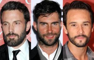 tendências de barba 2017