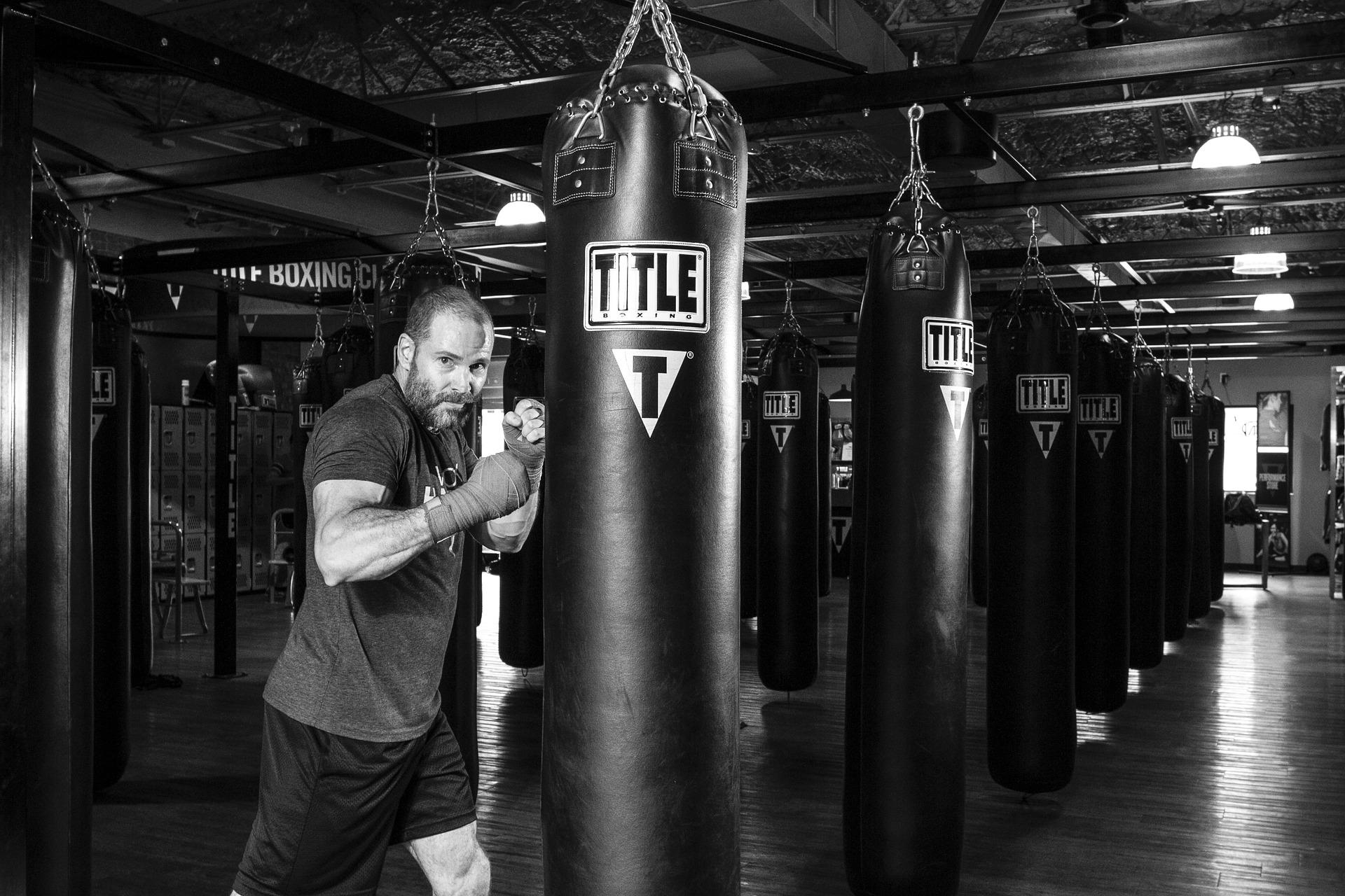 MMA Homem Moderno