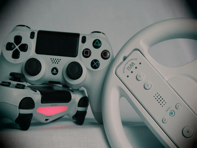 Games controles