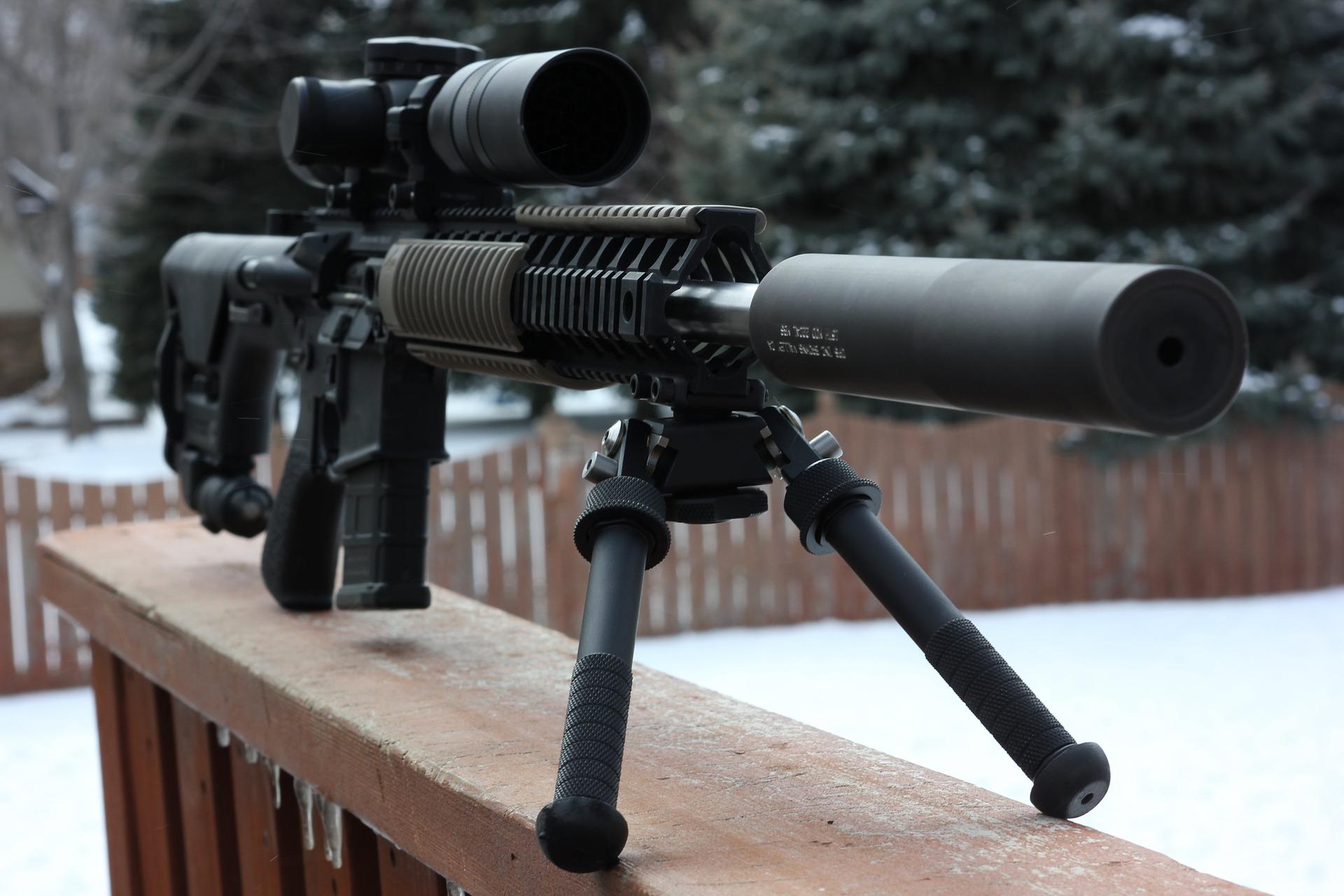 Airsoft arma