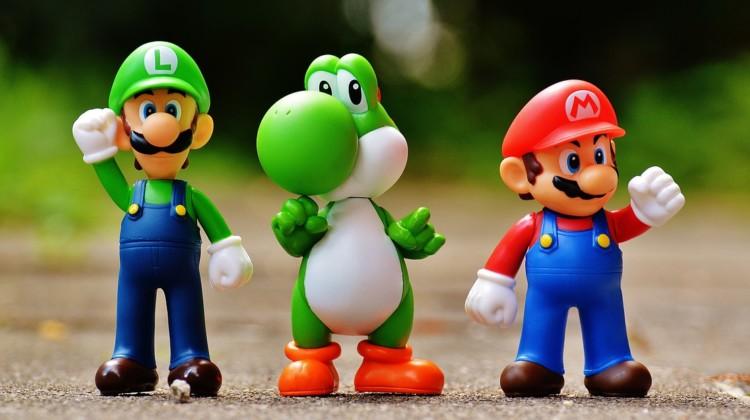 Game metro Super Mario