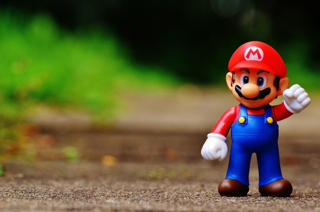 Game retro Mario