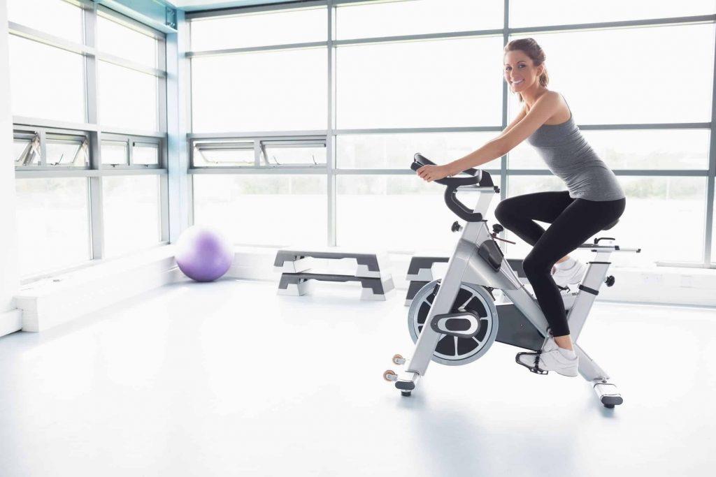 como perder peso na bicicleta ergométrica